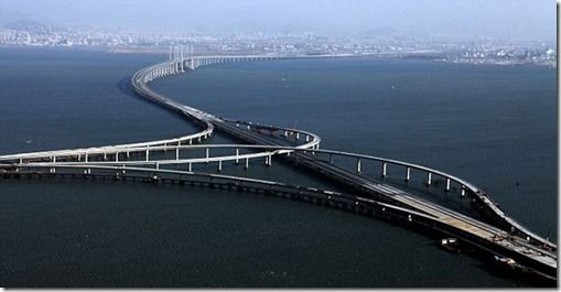 Qingdao-Haiwan-Bridge-Worlds-Longest-Bridge-On-Water