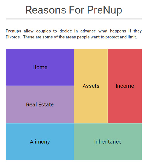 Prenup-Reasons